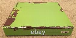 2011 Type O None More Negative Record Box Set New Rare 1000 Made Green Vinyl LP