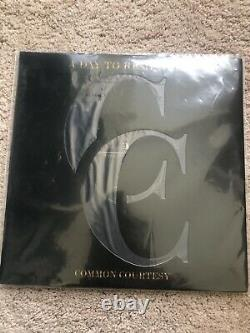 A Day To Remember Common Courtesy Vinyl Green/Black Marble 1st Press Record LP