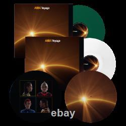 Abba Voyage Exclusive Bundle Lp Green White & Picture Disc 1 & 2 Presale 05/11