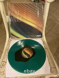 Angels & Airwaves Vinyl Dreamwalker Green Black Tom Delonge 2014