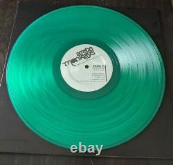 Arctic Monkeys Unreleased Tracks, Demos, Live Green Vinyl, 2016 VERY RARE