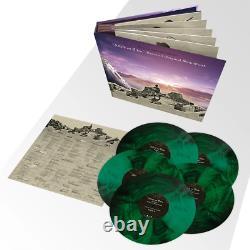 Attack On Titan Season 2 Deluxe Edition Green Smoke Colored 5x Vinyl LP Box Set