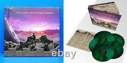 Attack on Titan Season 2 Vinyl Record Soundtrack LP Limited Deluxe Edition Green