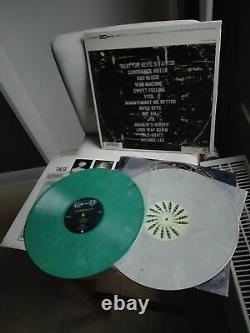 BLACK REBEL MOTORCYCLE CLUB lim. 150 grey green marbled Vinyl 2LP Tattoo (2010)