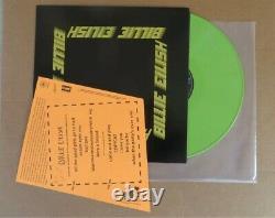 Billie Eilish Live At Third Man Records 12 Vinyl LP Limited Green Version