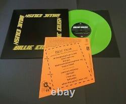 Billie Eilish Live at Third Man Records 12 LP Limited Edition Green Vinyl
