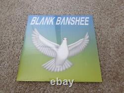 Blank Banshee Gaia Green Vinyl LP NEW Vaporwave Brand New