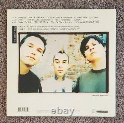 Blink-182 by Blink-182 Vinyl Record RARE Clear With Pink/Green Splatter