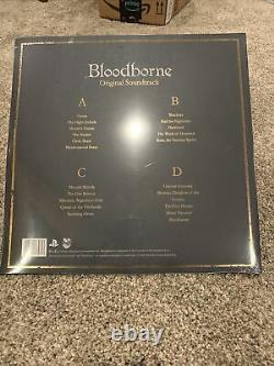 Bloodborne Soundtrack Limited Edition 2LP Green Vinyl Brand New Laced Records