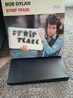 Bob Dylan/strip Teaselegendary Rare Tmoq 10lp Green Colored Vinyl Set