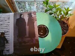 Brand New The Devil And God Vinyl seafoam green RARE