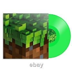 C418 Minecraft Volume Alpha NEON GREEN VINYL LP Record video game soundtrack NEW