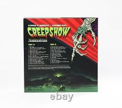 CREEPSHOW Waxwork Lunkhead Vinyl (Translucent Green with Black Smoke) Soundtra