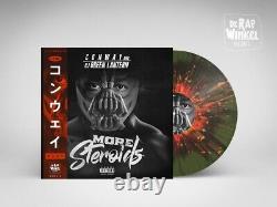 Conway & DJ Green Lantern More Steroids Vinyl LP Japan Obi 15 Copies Worldwide
