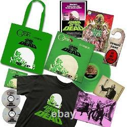 Dawn Of The Dead 2 x CD Original / Green Vinyl + Extras Limited 199 Goblin