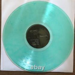 Deftones Saturday Night Wrist Green Mint Clear Hot Topic LP Vinyl Record NM Rare