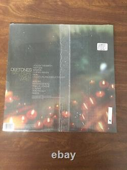 Deftones Saturday Night Wrist Vinyl LP Record Hot Topic Green Sealed Maverick
