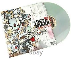 Fort Minor The Rising Tied RSD 2016 Coke Bottle Green Vinyl LP/3000 Linkin Park