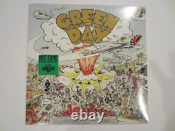GREEN DAY Dookie LP GREEN VINYL hot topic RARE LIMITED EDITION punk SEALED