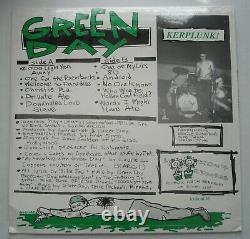 GREEN DAY Kerplunk 1991 LOOKOUT 46 Original SEALED 1st Pressing Vinyl LP