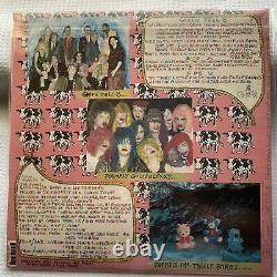 GREEN JELLO Triple Live Mother Goose At Budokan LP on Green Vinyl Jelly (Tool)