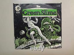 GREEN SLIMEGreen Slime-Far Beyond The Stars-U. S. 7 1969 MGM INC. K-14052DJ ASL