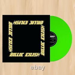 GREEN VINYL- BILLIE EILISH Live at Third Man Records LIMITED LP 0313