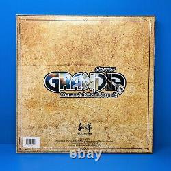 Grandia Soundtrack Memorial Arrange Vinyl Record VGM OST Mint Green 3 x LP