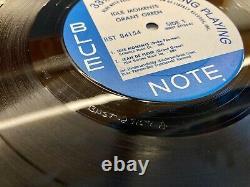 Grant Green Idle Moments Vinyl Blue Note Original Liberty Van Gelder Superb Copy
