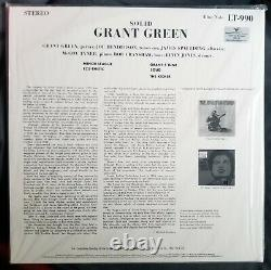 Grant Green Solid Music Matters / Blue Note. Factory SEALED, 45rpm, 2LP, MINT
