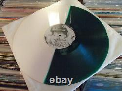 Green Day 39/Smooth LP 2015 Reprise Records EX Split White & GREEN vinyl + 2 7