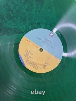 Green Day Dookie Vinyl LP Translucent Green Colored Vinyl Hot Topic Exclusive