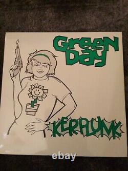 Green Day-Kerplunk! Lp 1st Press Blink 182 The Offspring Weezer The Ramones NOFX