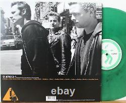 Green Day LP Warning Reprise, Orig 2000 Green Vinyl NM/VG++ with Insert