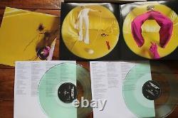 HARRY STYLES Fine Line RARE Bottle Green 12 DOUBLE VINYL LP Record 2019 Poster