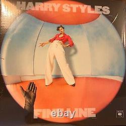 Harry Styles Fine Line Coke Bottle Green Colored Vinyl Edition