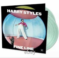 Harry Styles Fine Line Coke Bottle Green Vinyl NewithSealed/Mint SUPER RARE