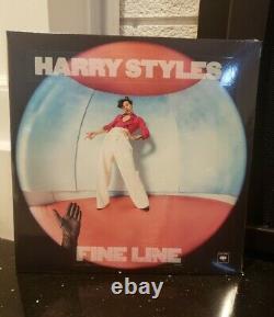 Harry Styles Fine Line Limited Edition Coke bottle Green NEW Record LP Vinyl 1D