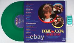 Home Alone Christmas (2019) Holly GREEN Colored Vinyl LP Limited Soundtrack