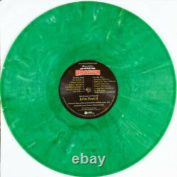 How To Train Your Dragon Movie Soundtrack LIMITED Green Vinyl NEW John Powell