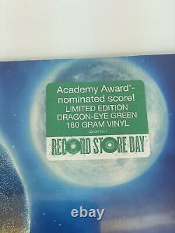 How To Train Your Dragon Vinyl LP RSD 2016 Dragon Eye Green John Powell /2000