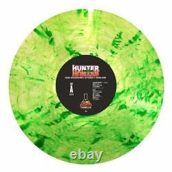 Hunter x Hunter Anime Vinyl Record Soundtrack 2 LP Gon Green Yoshihisa Hirano