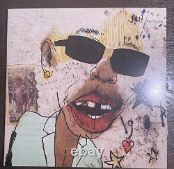 IGOR Special Edition Mint Vinyl Tyler The Creator Used No Poster