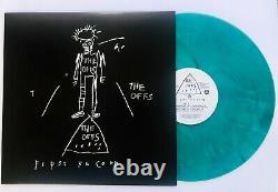 Jean Michel Basquiat Art Cover The Offs Green Emerald Vinyl Lp Very Rare