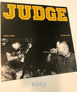 Judge Bringin it Down green vinyl revelation records hardcore 712 youth of today