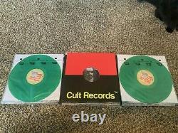 Julian Casablancas & The Voidz Tyranny Green Vinyl/500