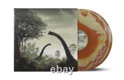 Jurassic Park Original Soundtrack Exclusive Raptor Egg Brown Green 2x Vinyl LP