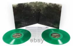 Jurassic Park Soundtrack Translucent Green LP Vinyl Record Album in-shrink