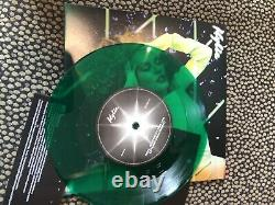 KYLIE MINOGUE Say Something RED Magic YELLOW Real Groove GREEN 7 Vinyl Single