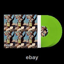 Lana Del Rey Norman Fucking Rockwell 2x LP Limited 180 Gram Lime Green Vinyl